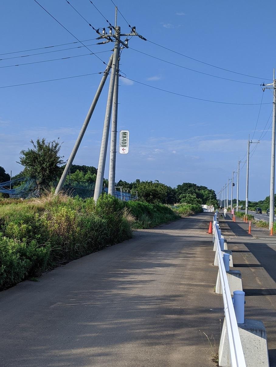 稲敷I.C交差点からコース入口の説明_f0158379_17353630.jpg