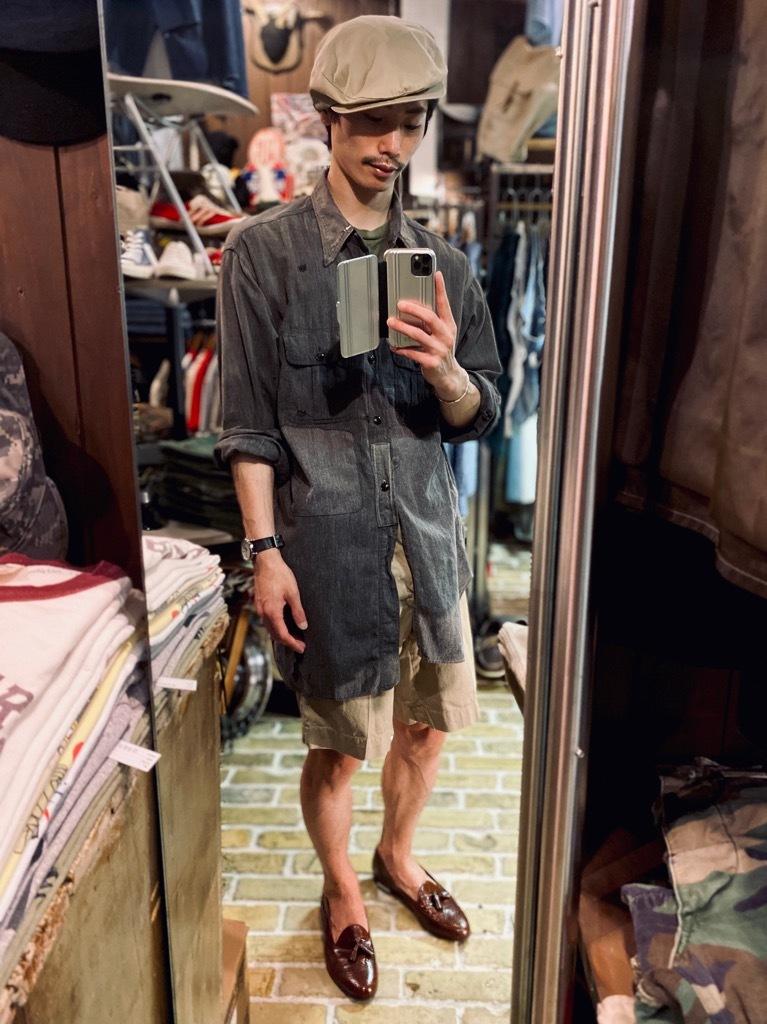 マグネッツ神戸店 リペア、ダメージというアクセントを羽織る!_c0078587_15153222.jpg