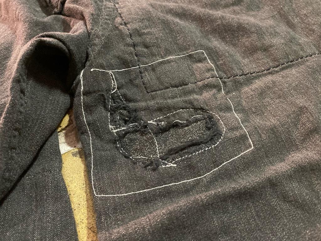 マグネッツ神戸店 リペア、ダメージというアクセントを羽織る!_c0078587_15493512.jpg