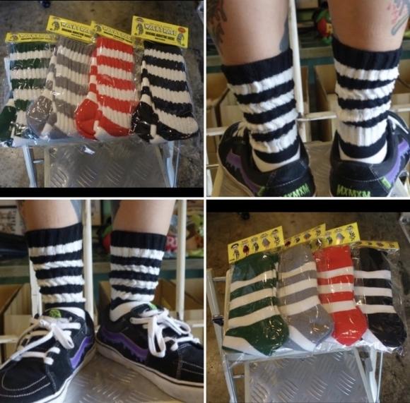 6月26日(金曜日)今日から発売 こだわり靴下とワキゾウタオル_f0287094_22235316.jpg