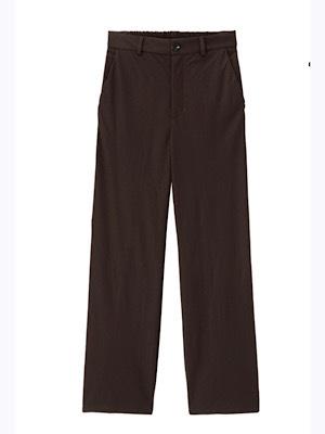 GUのブラウンコーデでオトナの女性を装う♡_f0249610_09273935.jpeg