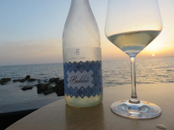 バッビーオ。シチリアの海辺で出合って、恋しちゃいましてん♬_d0212522_19502002.jpg