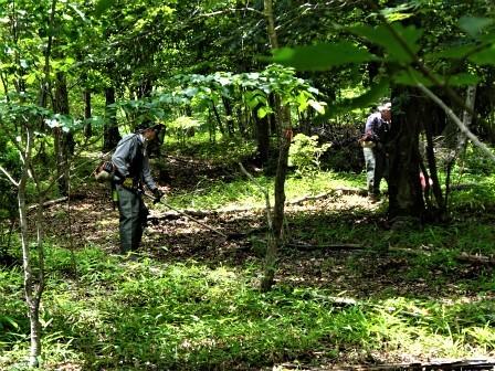 企業の森活動日記 サーラエナジー㈱ サーラの森_d0105723_08195360.jpg