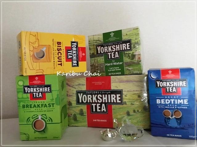 English Tea~Yorkshire Tea から見えたもの…_c0079828_17530370.jpg