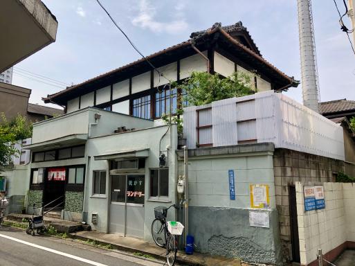 のんびり、なにを狙うでもなく、古き良き東京下町の風景を残す街を散歩する。_d0057843_18561404.jpeg