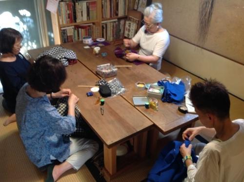 『ちくちく手縫いの会』夏の装いご報告_b0153663_14350346.jpeg