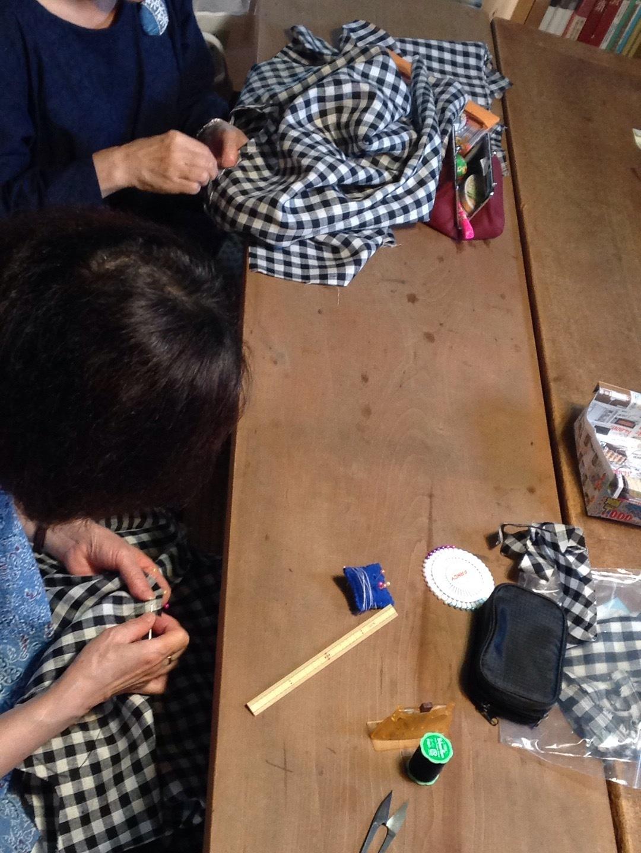 『ちくちく手縫いの会』夏の装いご報告_b0153663_14352542.jpeg