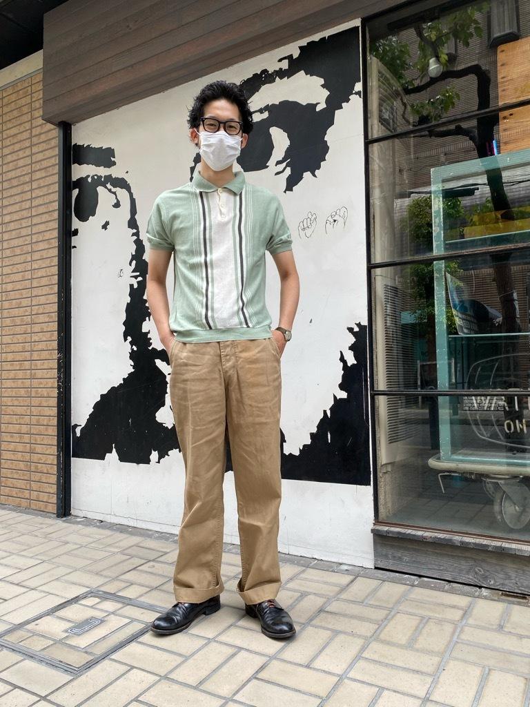 U.S.M.C!! DoubleStitch KhakiChinoTrouser(マグネッツ大阪アメ村店)_c0078587_13330677.jpg