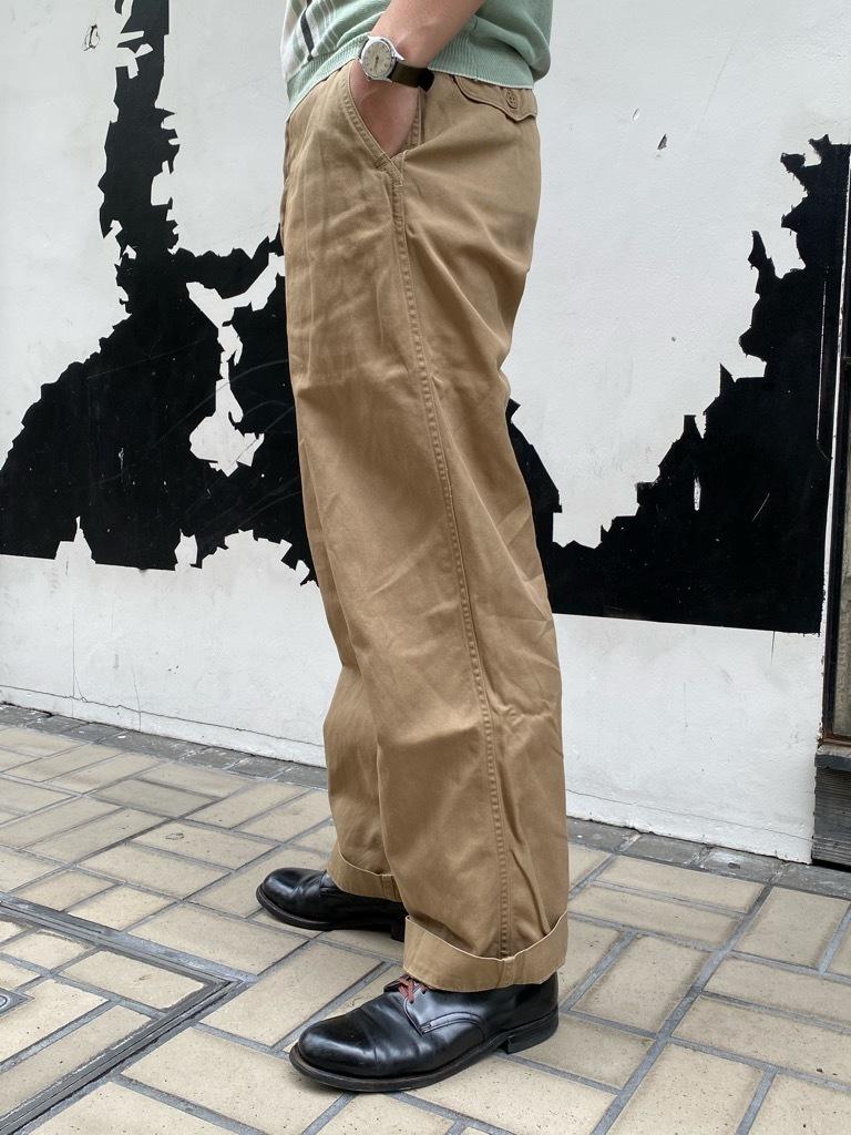 U.S.M.C!! DoubleStitch KhakiChinoTrouser(マグネッツ大阪アメ村店)_c0078587_13331084.jpg