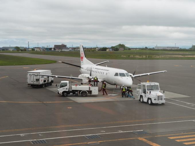 北海道エアシステムの新機材ATR42に乗って・・函館へ(1)_f0276498_13193974.jpg