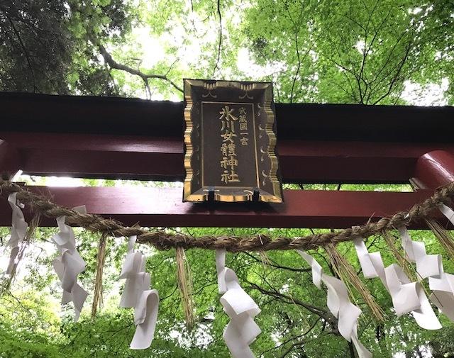 七夕のお茶会やります~氷川女体神社参拝~_d0085018_19465014.jpg