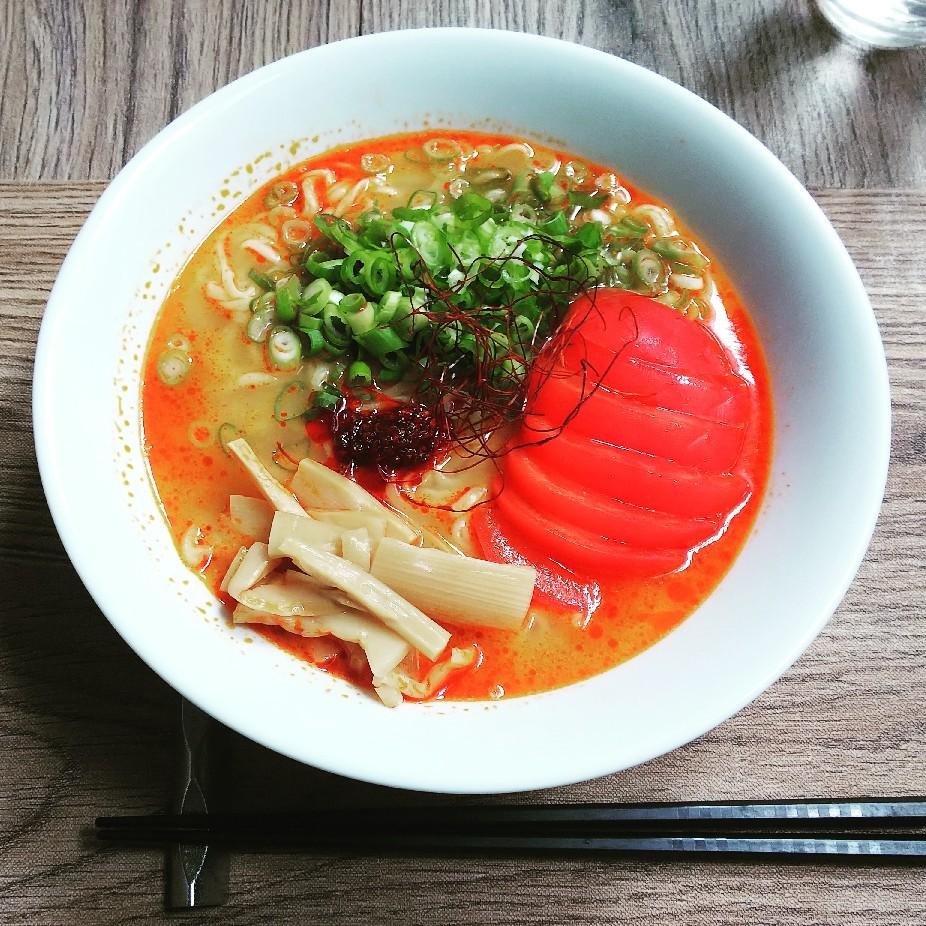 明星 中華三昧「麻婆担担麺」_c0404632_10122529.jpg