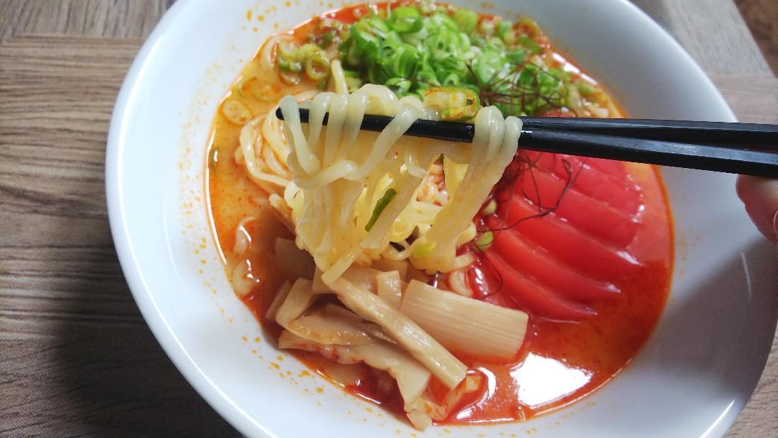 明星 中華三昧「麻婆担担麺」_c0404632_10122636.jpg