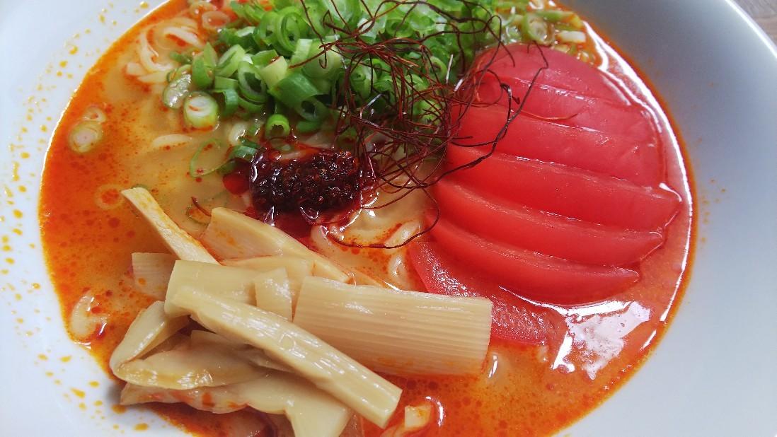 明星 中華三昧「麻婆担担麺」_c0404632_10122639.jpg