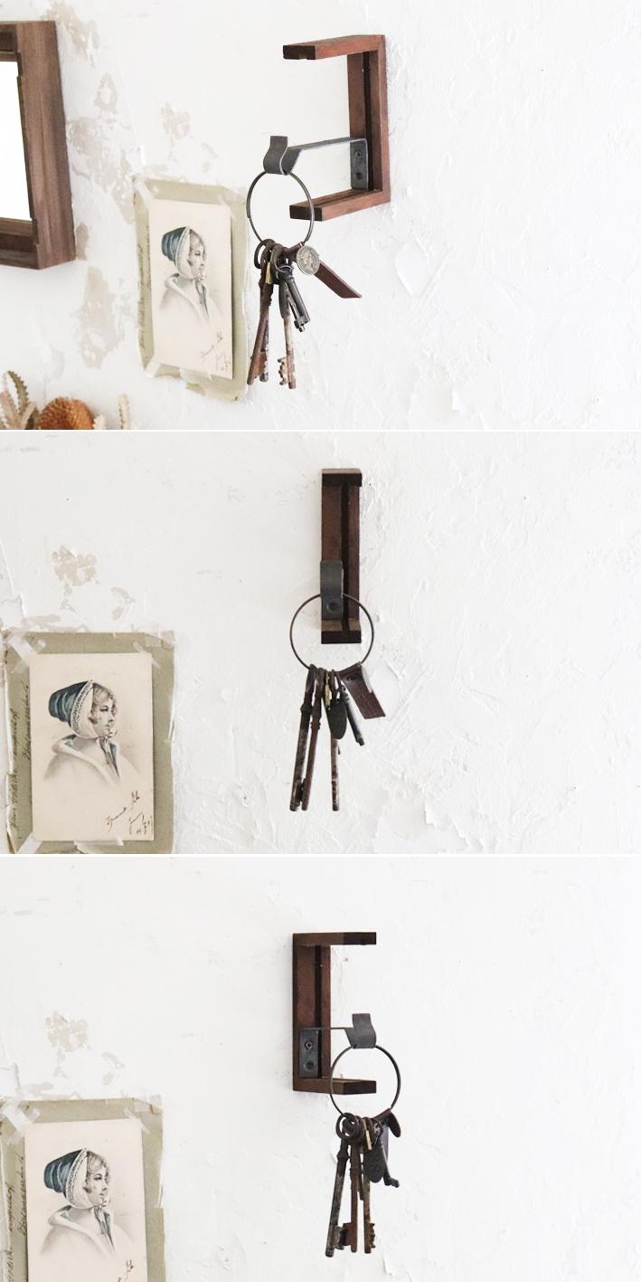在り合わせで簡単DIY☆「アートな壁掛けフック」_d0351435_10353161.jpg