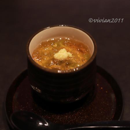 奴寿司 華月 ~お祝いの食事会~_e0227942_21025675.jpg