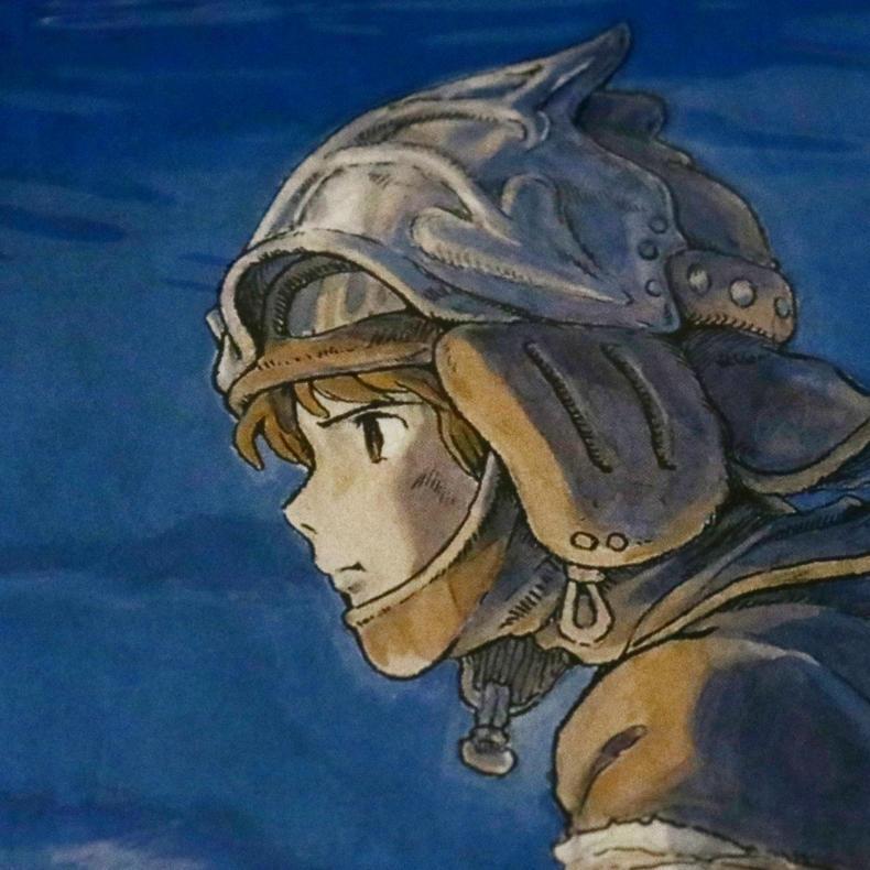 『風の谷のナウシカ』コミック版を久しぶりにまた読みました_c0060143_00423630.jpg