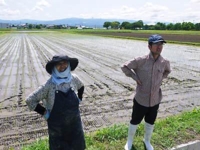 七城米 長尾農園 令和2年度の田植えの様子を現地取材!今年も美しすぎる田んぼなんです!_a0254656_17584257.jpg