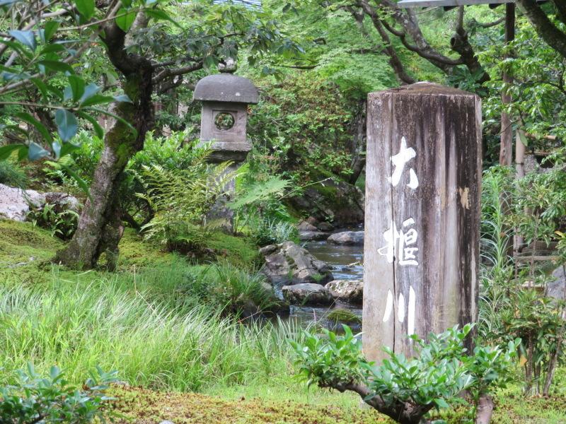 再び嵐山へ行きました、今回の目的は天龍寺_f0129557_20495356.jpeg