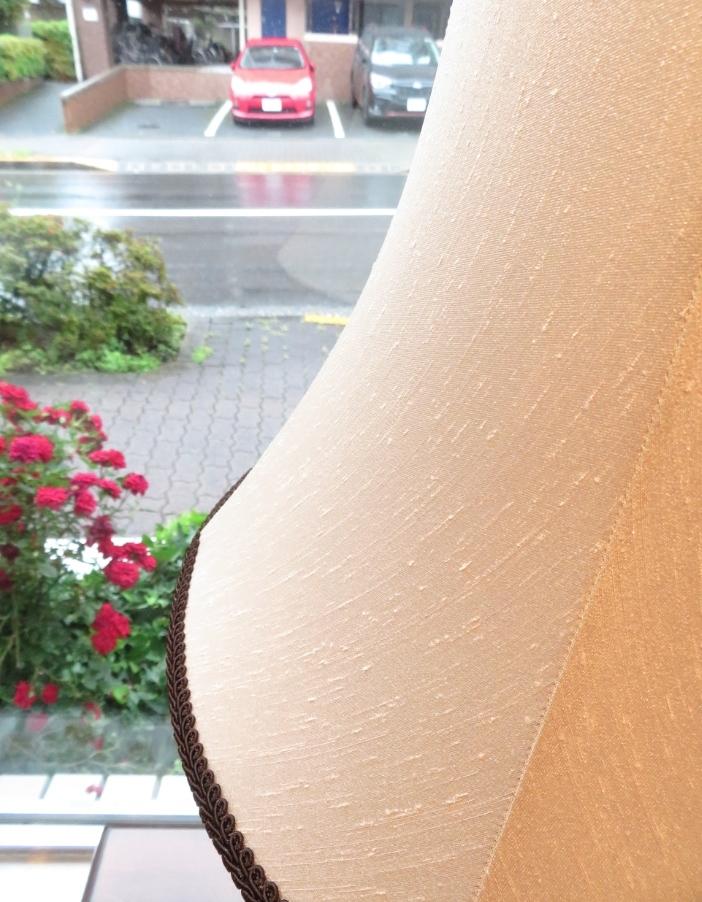 ランプシェード 新規製作 モリス正規販売店のブライト_c0157866_16325994.jpg