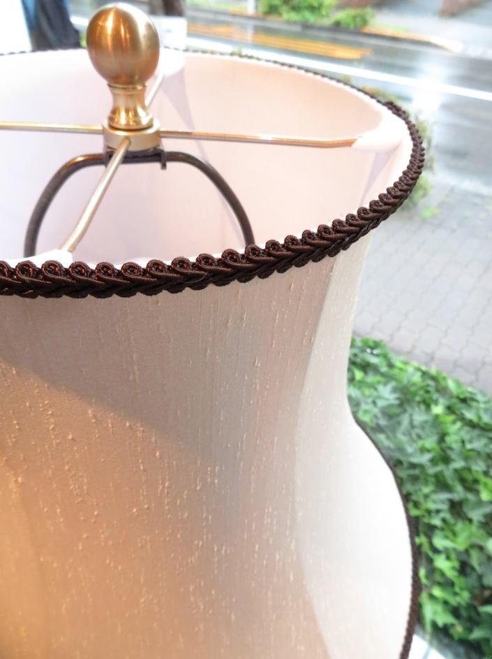 ランプシェード 新規製作 モリス正規販売店のブライト_c0157866_16330802.jpg