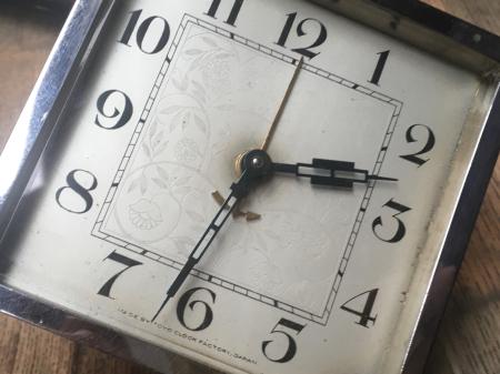 海軍置時計・軍艦磐手遠洋航海記念。_a0154482_18561049.jpg