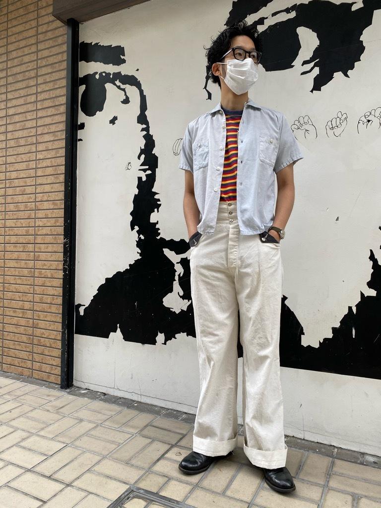 質感を楽しむホワイトボトム!!(マグネッツ大阪アメ村店)_c0078587_12311311.jpg