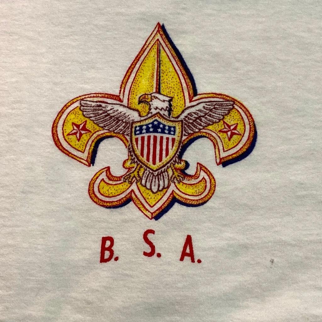 マグネッツ神戸店 7/1(水)Vintage入荷! #2 BoyScout of America!!!_c0078587_18570267.jpg