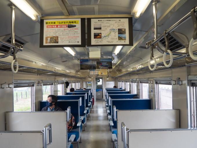 北海道エアシステムの新機材ATR42に乗って・・函館へ(2)_f0276498_15434863.jpg