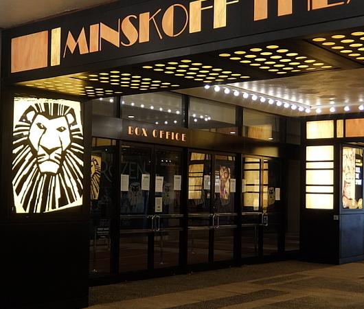 ブロードウェイ・ミュージカルの劇場街の様子、本日7/3から映画版『ハミルトン』公開_b0007805_06102885.jpg
