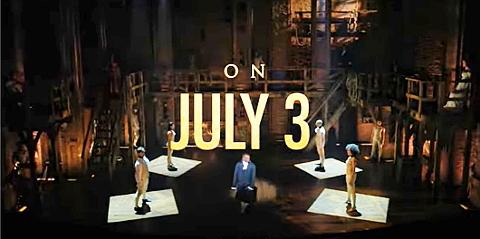 ブロードウェイ・ミュージカルの劇場街の様子、本日7/3から映画版『ハミルトン』公開_b0007805_06250219.jpg