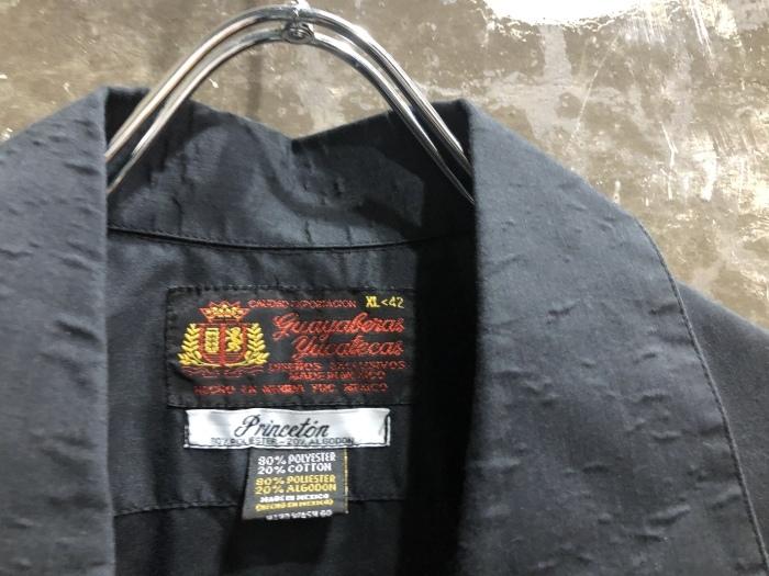 黒キューバシャツ&フレンチラコステ_b0247211_20171698.jpeg