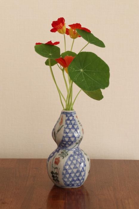 季節を飾った花々 & 器_d0150720_16414254.jpg