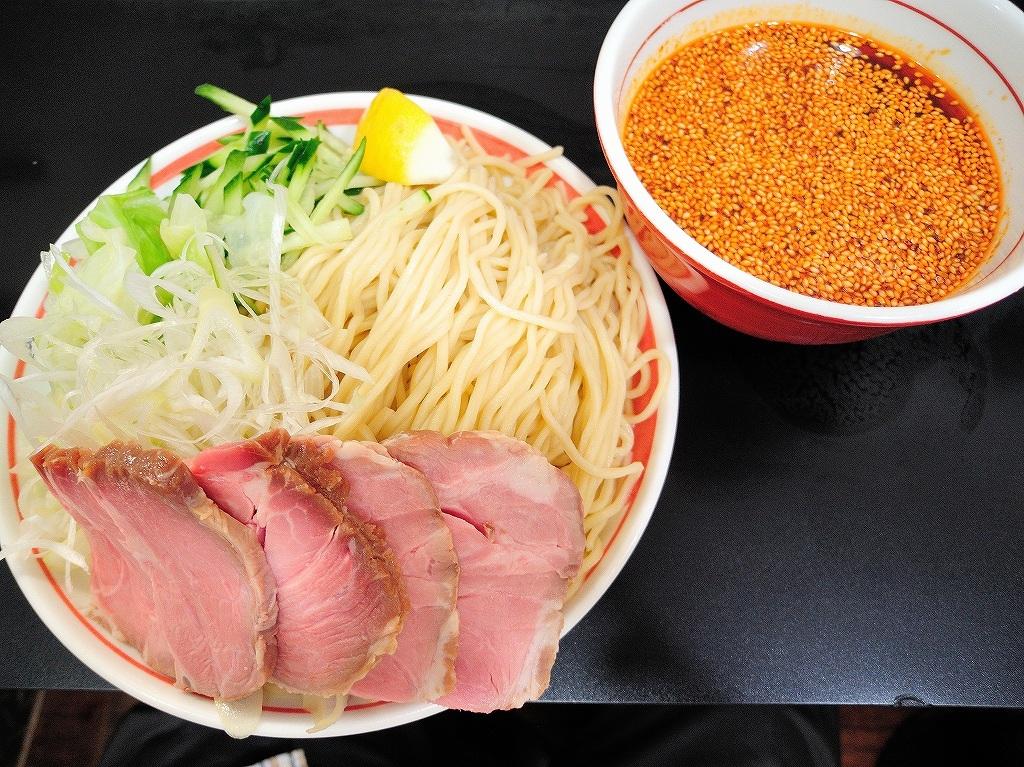 自家製麺 SHIN(新)@反町_c0395834_22330435.jpg