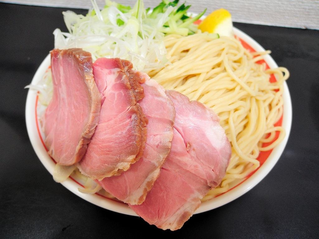 自家製麺 SHIN(新)@反町_c0395834_22330454.jpg