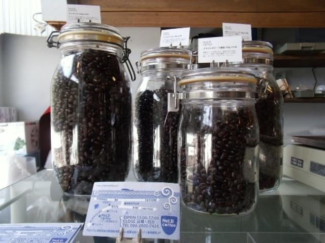 NeLD coffee 入荷です。_c0080142_15462006.jpg