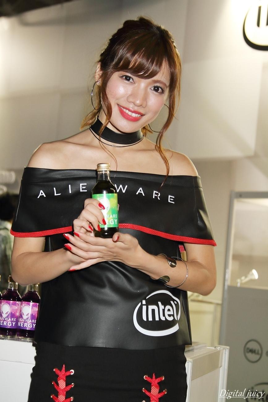 静 さん(Dell ブース)_c0216181_22512184.jpg