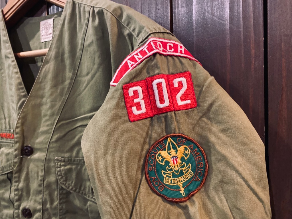 マグネッツ神戸店 7/1(水)Vintage入荷! #2 BoyScout of America!!!_c0078587_12395555.jpg
