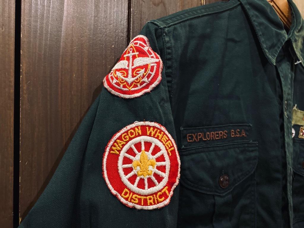 マグネッツ神戸店 7/1(水)Vintage入荷! #2 BoyScout of America!!!_c0078587_12403401.jpg