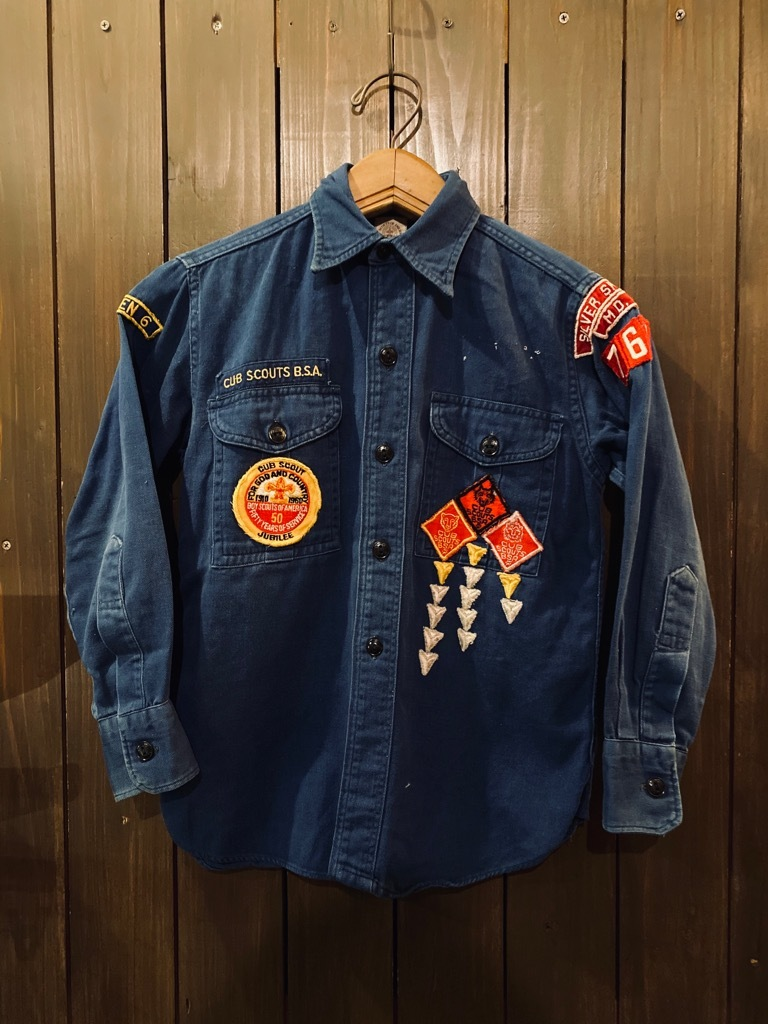 マグネッツ神戸店 7/1(水)Vintage入荷! #2 BoyScout of America!!!_c0078587_12422869.jpg