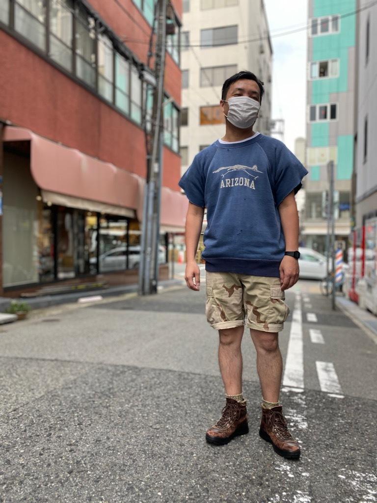 マグネッツ神戸店 7/1(水)Vintage入荷! #4 Athletic Item!!!_c0078587_18285383.jpg