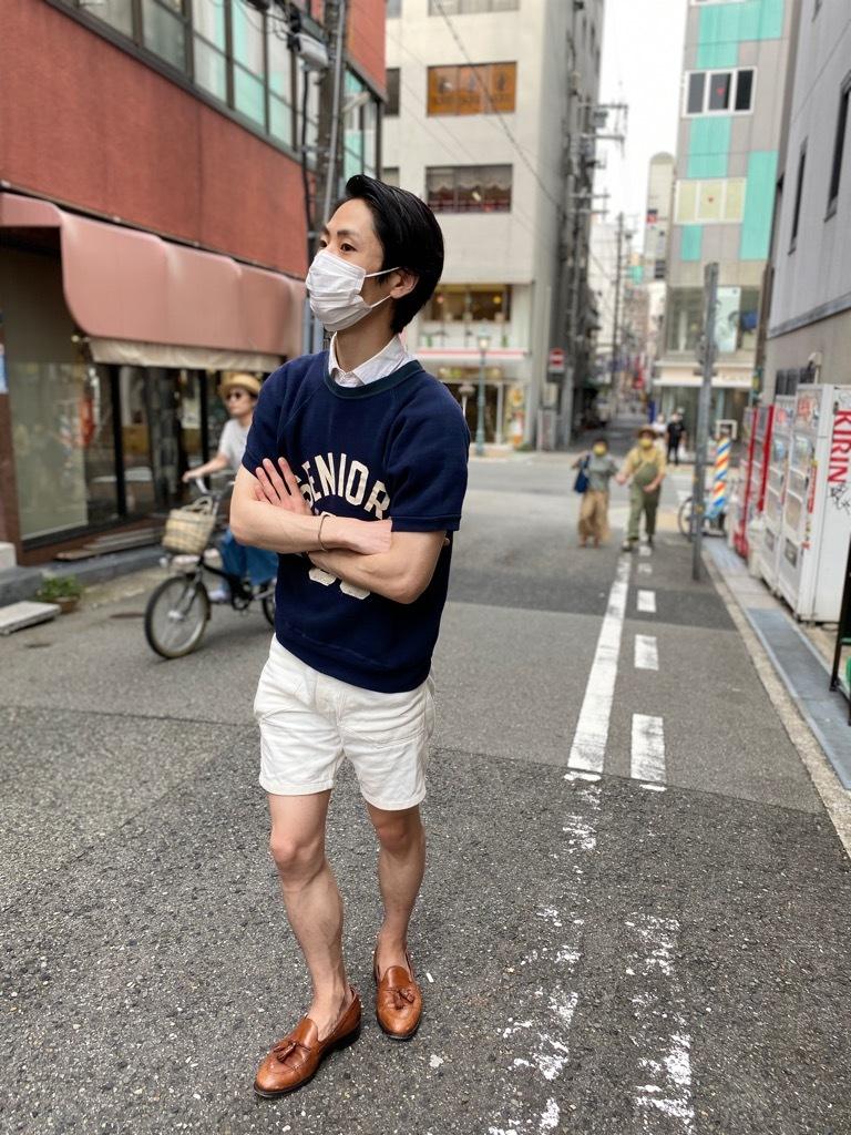 マグネッツ神戸店 7/1(水)Vintage入荷! #4 Athletic Item!!!_c0078587_18294181.jpg
