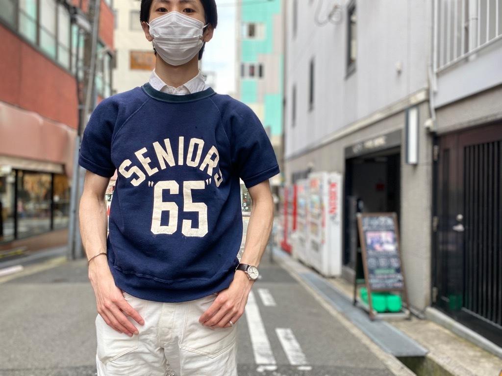 マグネッツ神戸店 7/1(水)Vintage入荷! #4 Athletic Item!!!_c0078587_18304272.jpg