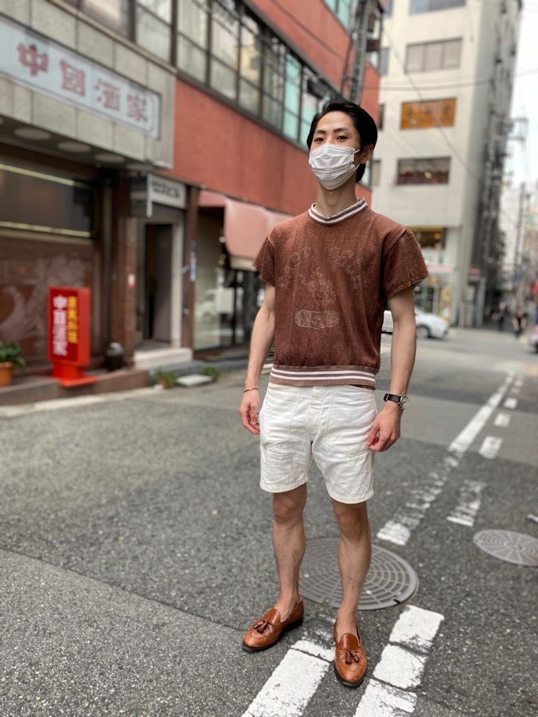 マグネッツ神戸店 7/1(水)Vintage入荷! #4 Athletic Item!!!_c0078587_18325518.jpg