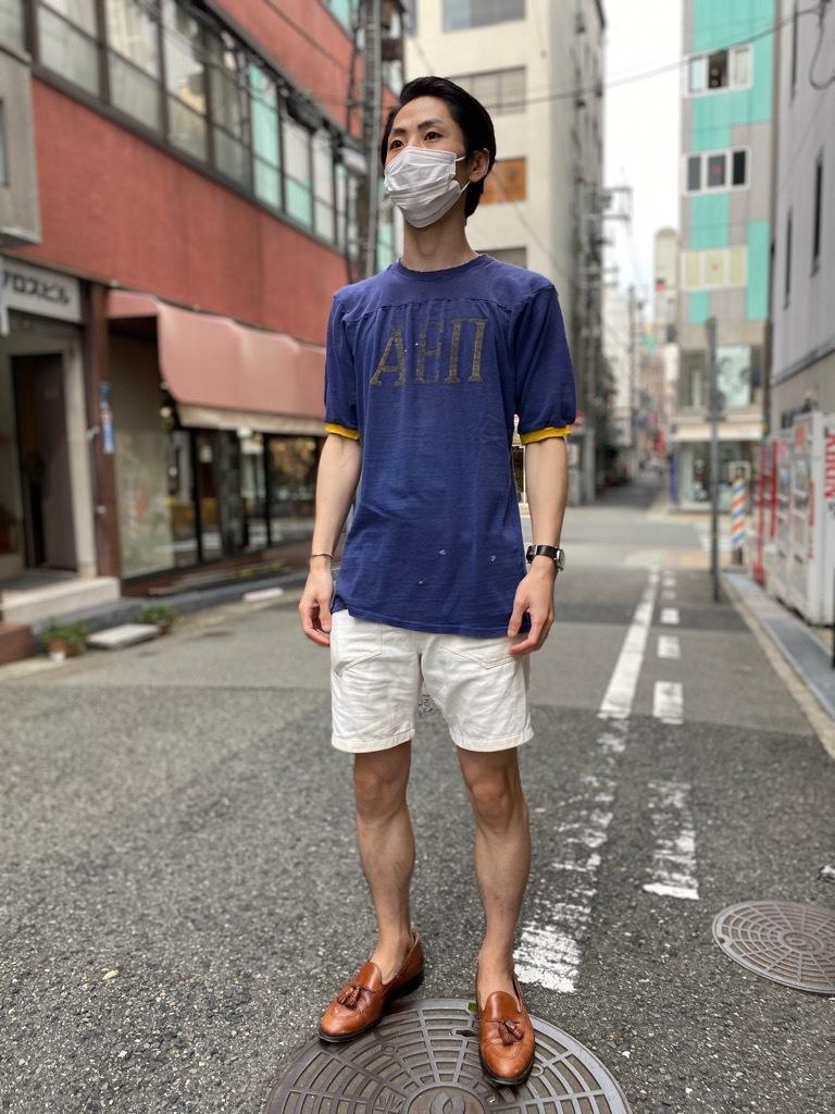 マグネッツ神戸店 7/1(水)Vintage入荷! #4 Athletic Item!!!_c0078587_18333608.jpg