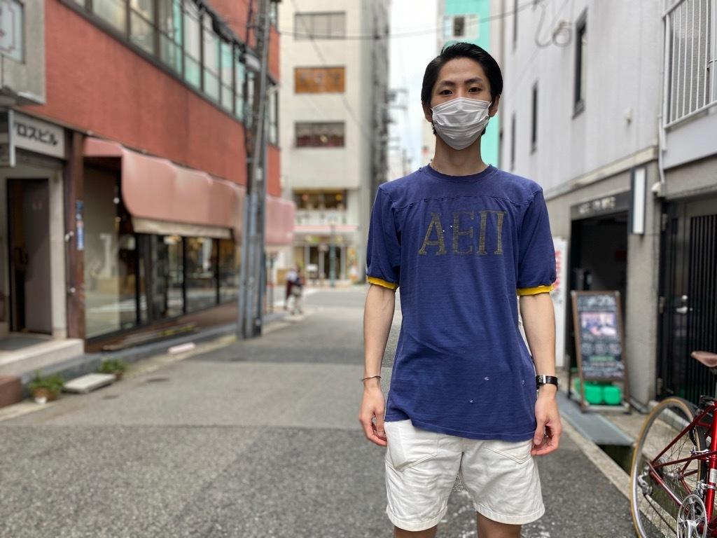 マグネッツ神戸店 7/1(水)Vintage入荷! #4 Athletic Item!!!_c0078587_18333662.jpg