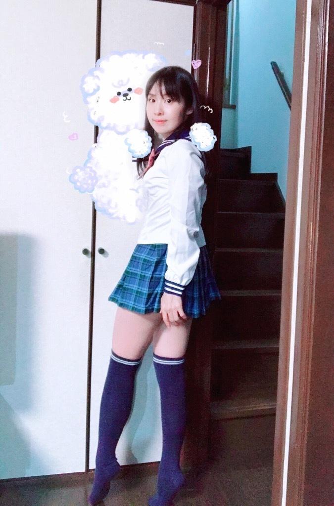 ゆめかわ女子高生風♡_d0039189_18180223.jpg