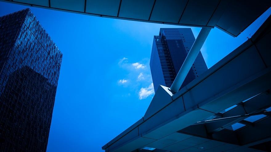 青く染まる名古屋駅_d0353489_22305716.jpg