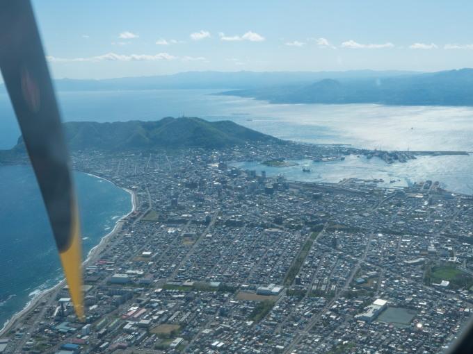 北海道エアシステムの新機材ATR42に乗って・・函館へ(3)_f0276498_22002029.jpg