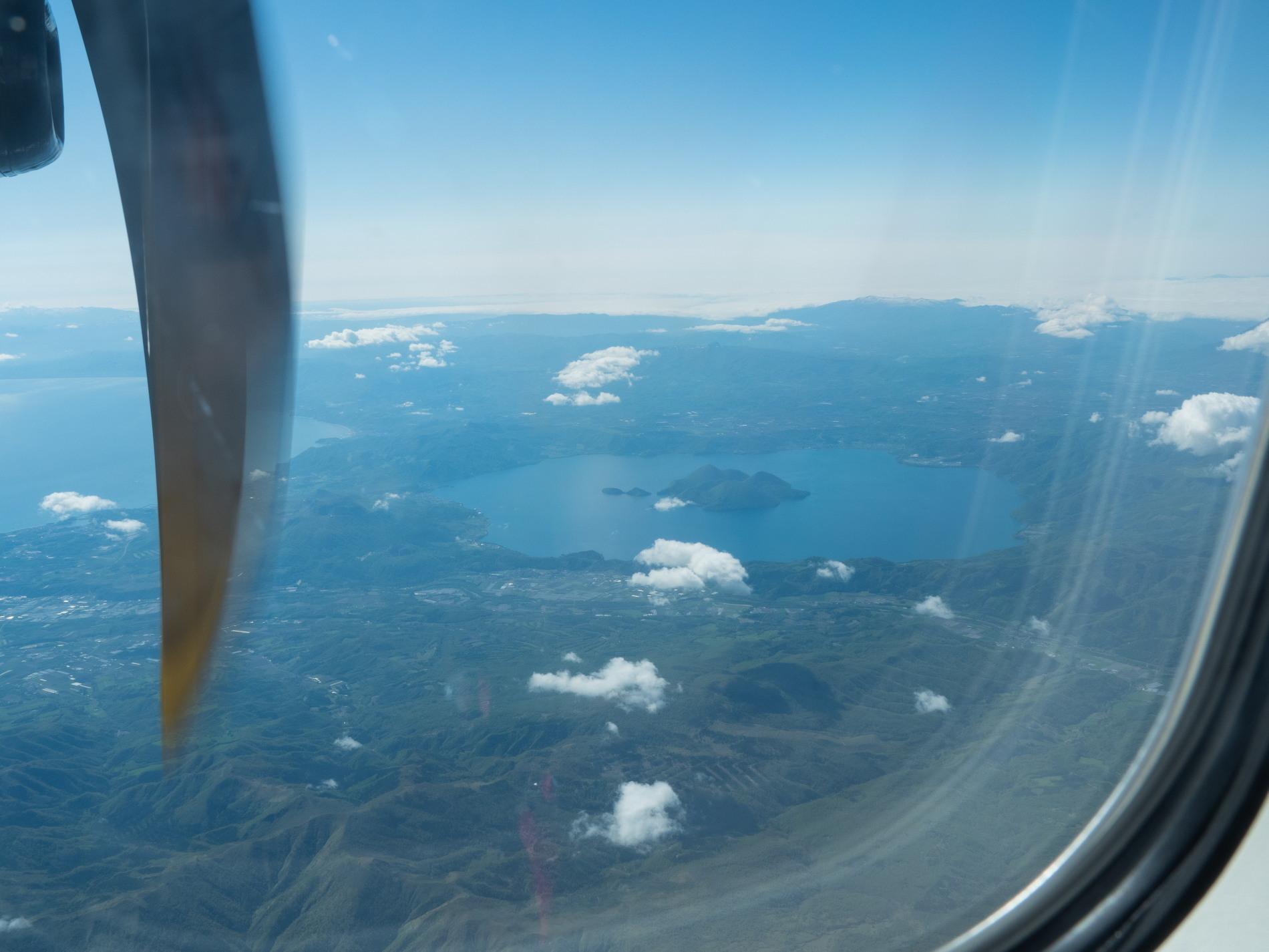 北海道エアシステムの新機材ATR42に乗って・・函館へ(3)_f0276498_22054564.jpg